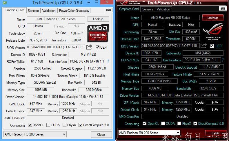 GPU-Z 1.19.0 汉化版本   显卡检测神器!