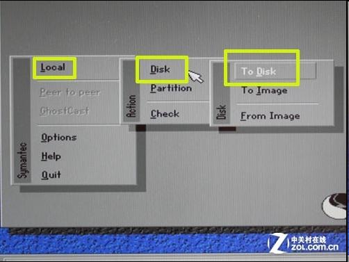硬盘对拷教程,100%保存原硬盘数据
