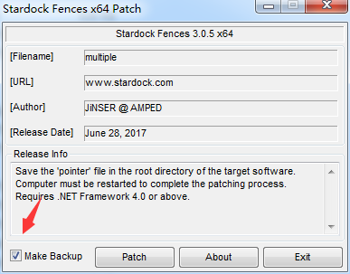 Fences+v3.0.8安装包2B教程