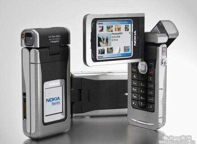 一起来看看手机前置摄像头的发展史