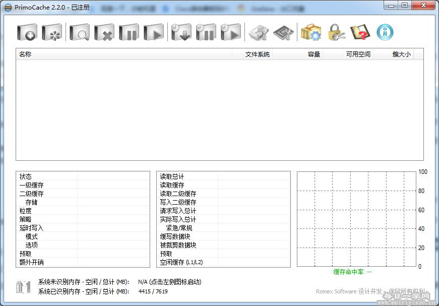 将机械硬盘性能提升至SSD性能,PrimoCache 2.2.0完美无限试用天数版