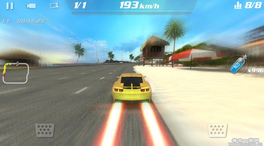 疯狂飚车 v2.0.3935破解版