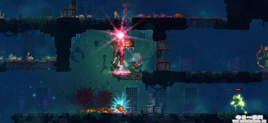 死亡细胞 Dead Cells破解版,steam上超级好评的游戏 游戏相关 第2张
