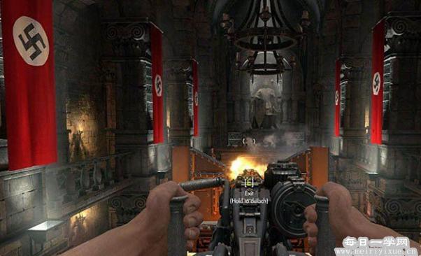 德军总部:旧血液,枪战类电脑单机游戏 游戏相关 第2张