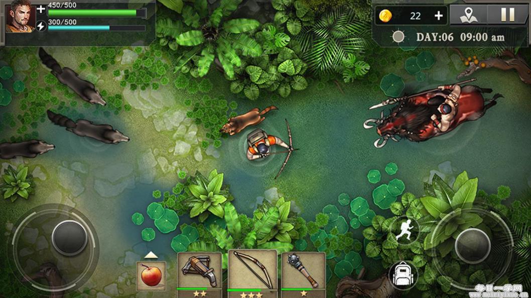【安卓游戏】孤岛方舟:生存进化修改版, 游戏相关 第4张