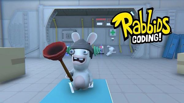 育碧免费领编程游戏:疯狂兔子