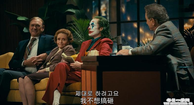 [2019][欧美][动作][有水印][BT/电驴/网盘下载][小丑][HD-MP4/2.85GB][官方英语中字][1080P高清韩版] 资源下载 第4张