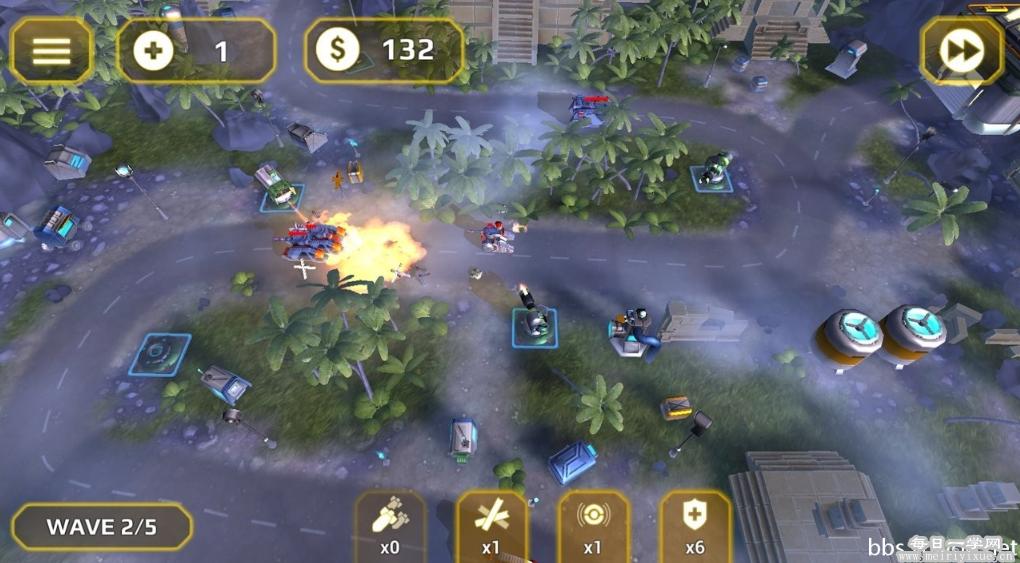 【安卓游戏】将军塔防 高清版 v1.2.4 大量金币,进入游戏即可获得  游戏相关 第2张