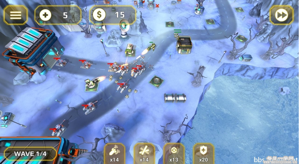 【安卓游戏】将军塔防 高清版 v1.2.4 大量金币,进入游戏即可获得  游戏相关 第4张