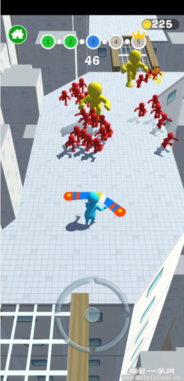 【安卓游戏】推开一切v1.0.3去广告版,抖音超火小游戏 游戏相关 第4张