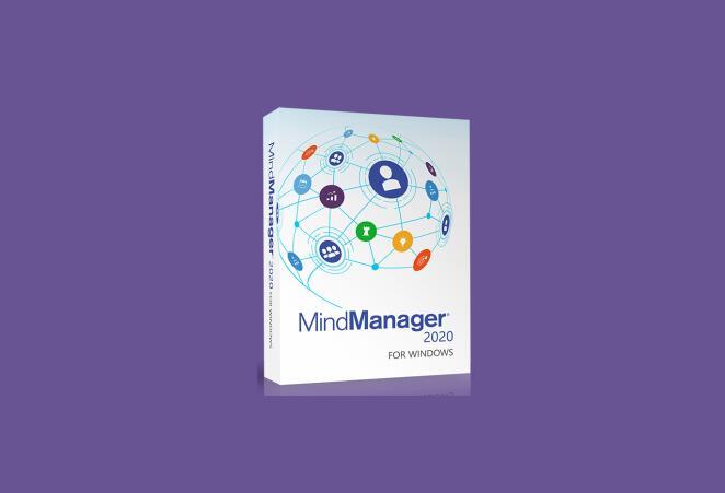 某宝买的几百块钱MindManager 2020官方版 v20.1.233 永久激活码