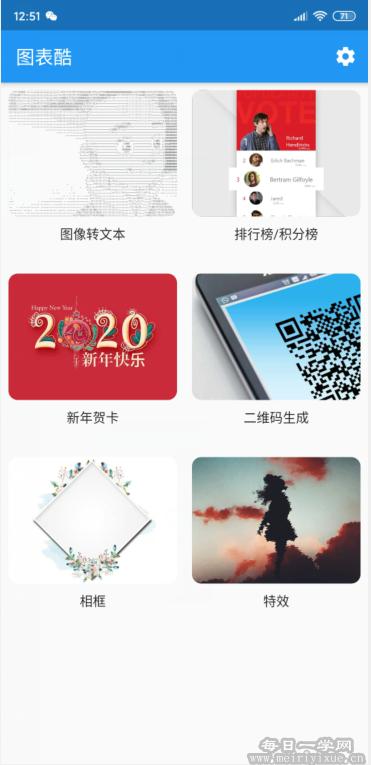 【安卓】图表酷v1.6.0,手机轻松制作想要的图 手机应用 第3张