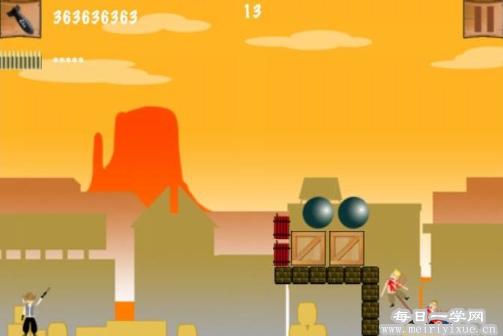 【安卓游戏】让子弹飞v1.2.3破解版,解锁关卡,炸弹无限 游戏相关 第3张