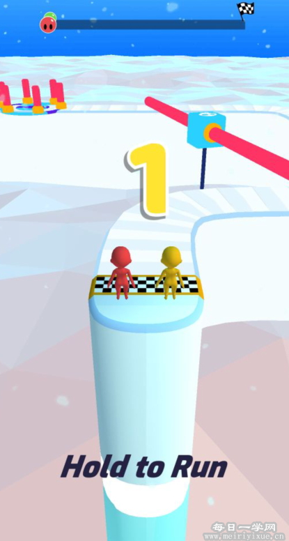 【安卓游戏】3D趣味赛跑v1.12修改金币版 游戏相关 第3张