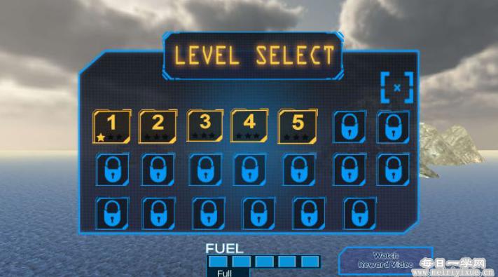 【安卓游戏】武装直升机3D v3.11修改版,解锁关卡 游戏相关 第3张