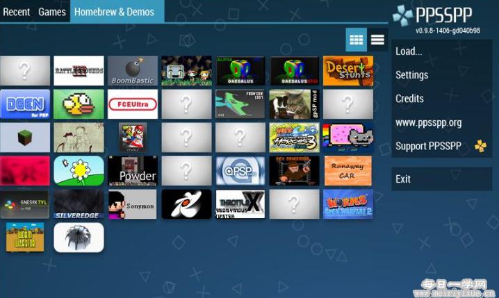【安卓】手机上如何玩PSP游戏?试试PSP模拟器黄金版 游戏相关 第2张