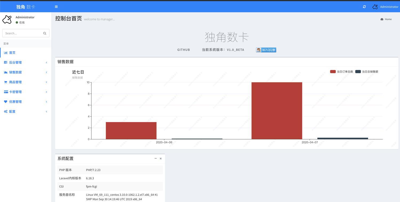 【网站源码】PHP自助发卡网源码,可以做代刷网