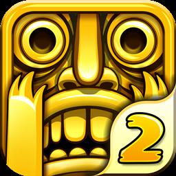 【安卓游戏】神庙逃亡2国际版,无限金币无限钻石无限复活 游戏相关 第1张