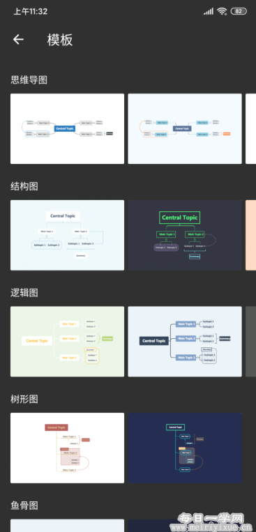 【安卓】XMind思维导图v1.4.8 破解版 手机应用 第3张
