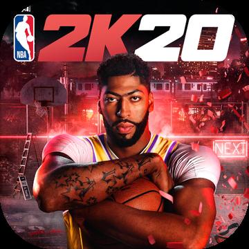 【手游】NBA 2K20 V96.0.1破解版,直接开玩