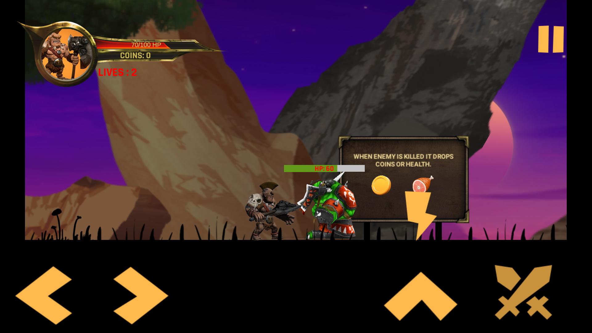 【Android】野蛮人战争中文修改版v1.2.4 游戏相关 第2张