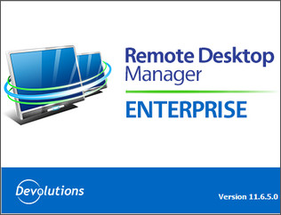 Remote Desktop Manager 2020.2.13 破解版