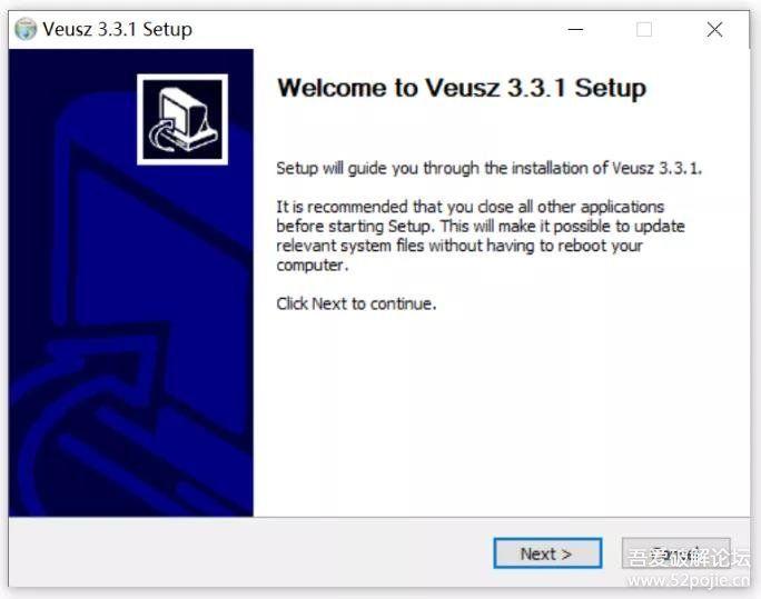 科研绘图软件Veusz 3.3.1