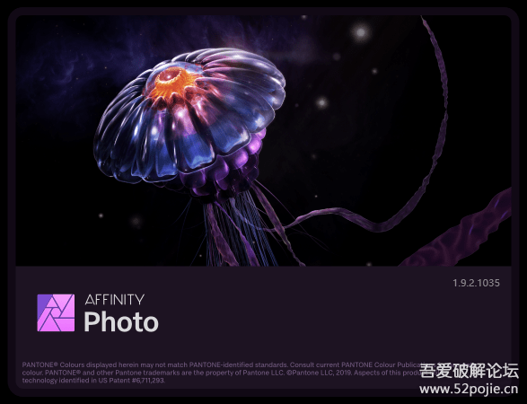 与PHOTOSHOP相媲美的Affinity Photo 1.9.2.1035 免注册版